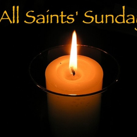 Rev. David Clark image for All Saint's Sunday sermon
