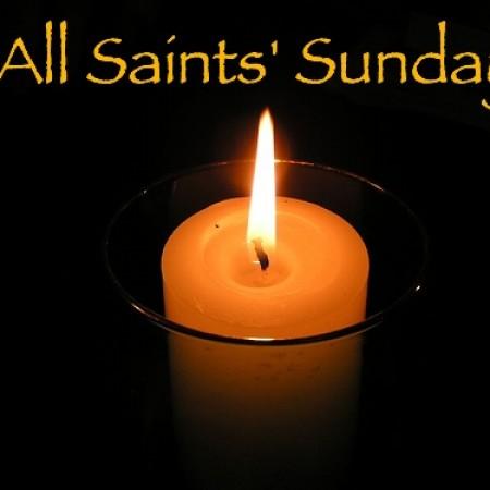 Rev. David Clark image for All Saint's Sunday sermon