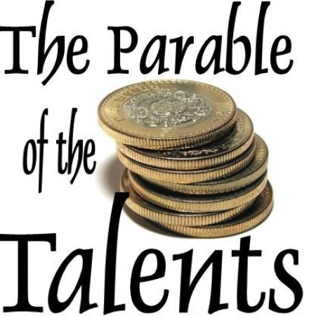 Dave Clark sermon on Parable of Talents