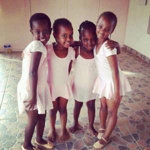 ballet school in Rwanda