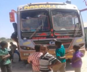 muslims protect christians on bus